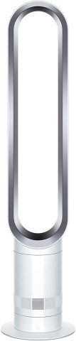 Dyson Cool AM07 Air Multiplier Tower Fan, WhiteSilver