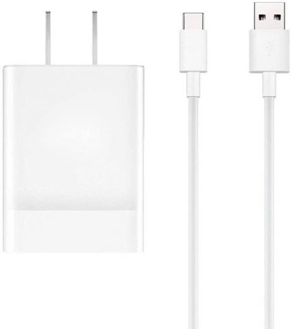 Huawei 9V2A Quick Charger Adapter with USB-C Data Cable (White) US Version